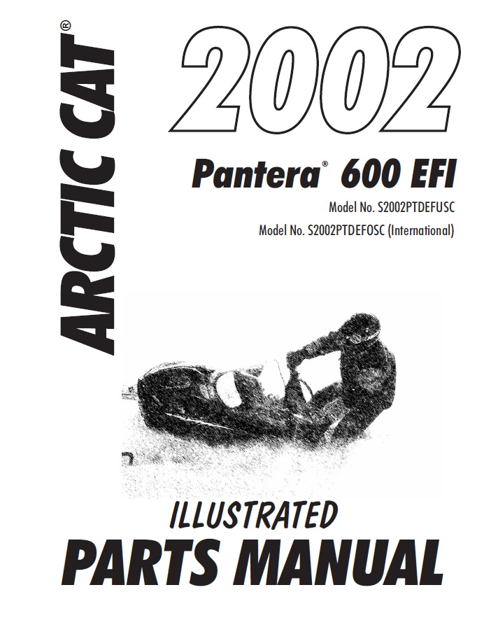 You are here: Home 2002 Pantera 600 EFI Digital Copy