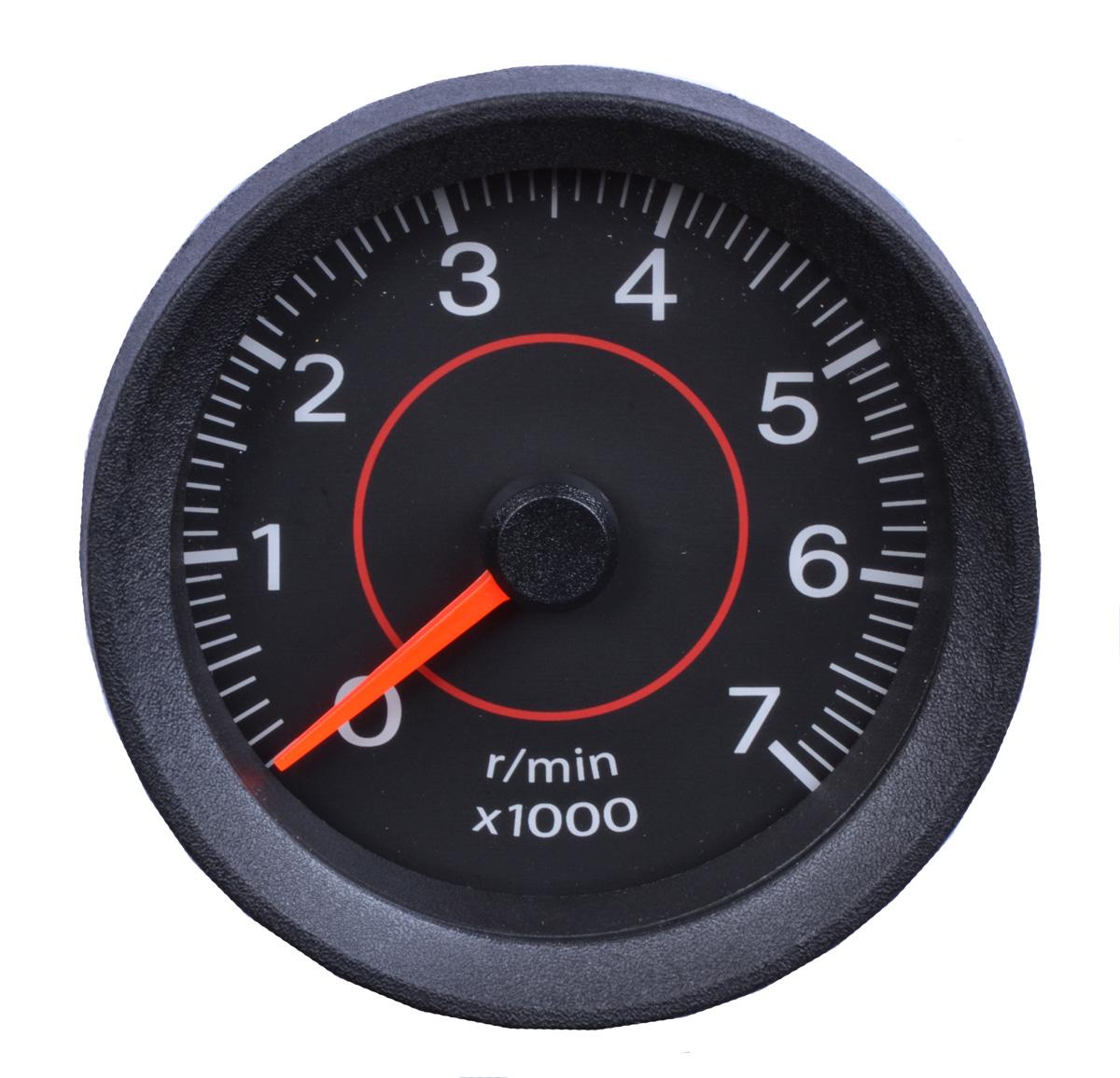 Evinrude Gauge Tech Series Tachometer 5 6 10 Pulse