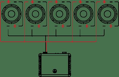 Dual Voice Coil (DVC) Wiring Tutorial – JL Audio Help