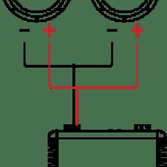 Parallel Wiring Diagram Subwoofer 2002 Trailblazer Single Voice Coil (svc) Tutorial – Jl Audio Help Center - Search Articles