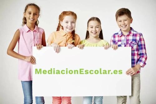 Primera web de mediación escolar en castellano