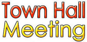Burbank town hall meeting confusion Media City Groove