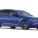 Bmw 5 Series Touring Estate Practicality Boot Space 2020 Review Carbuyer