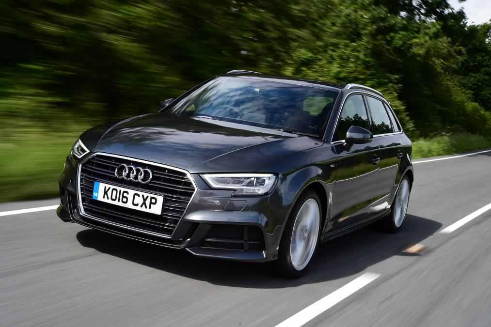 Audi A3 Sportback S line review   Carbuyer