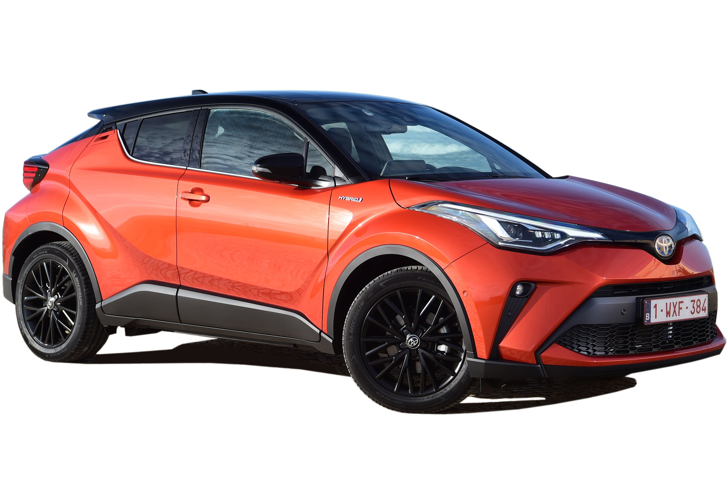 Toyota C-HR SUV 2020 review   Carbuyer