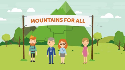 Mountains for All Image D