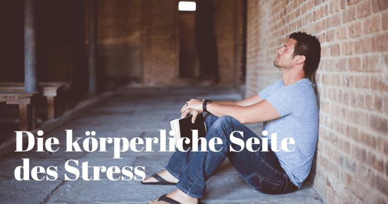Die körperliche Seite des Stress