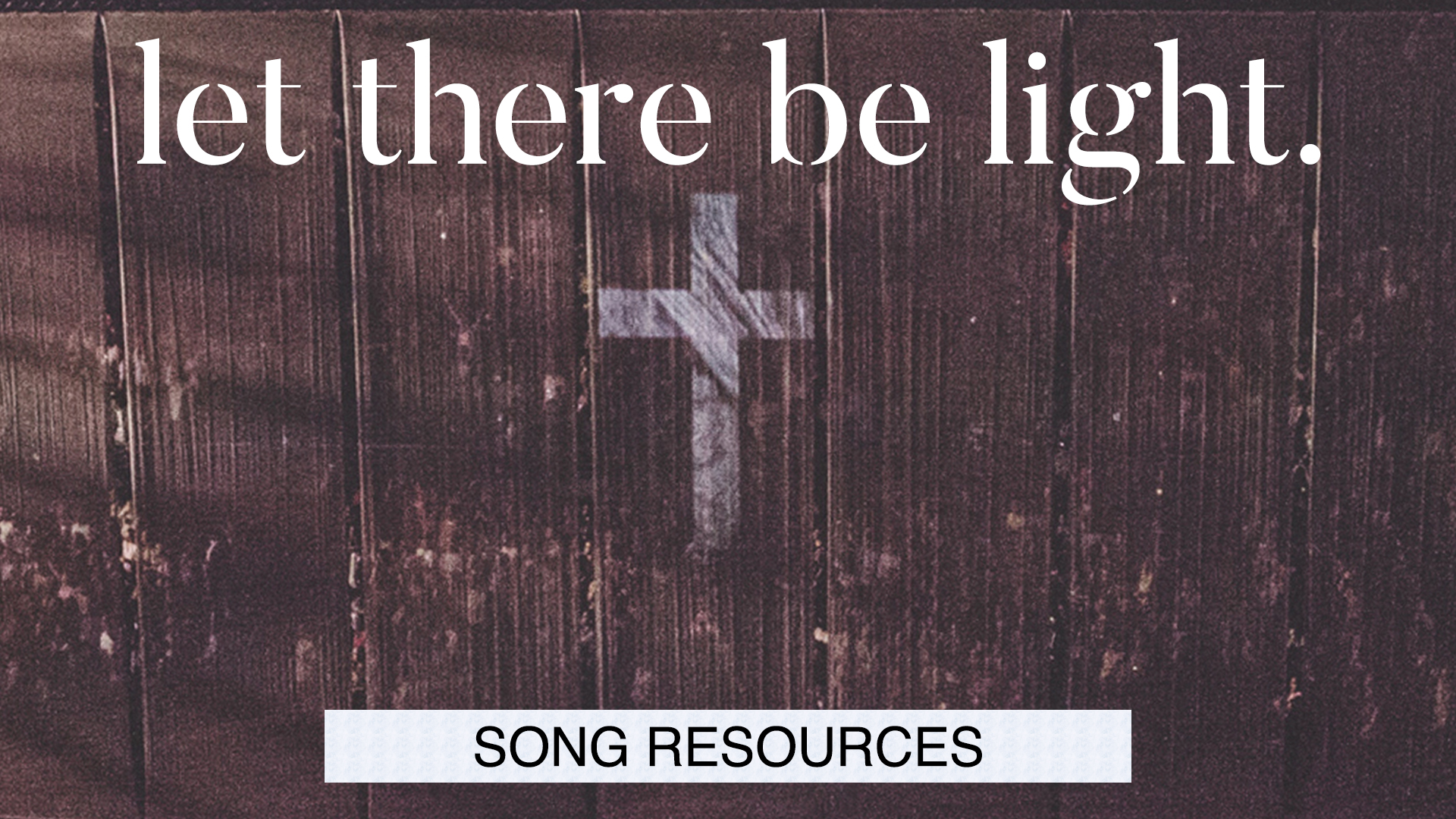 Hillsong There Be Light Songs Worship Let
