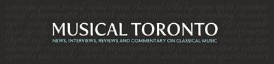 Musical Toronto