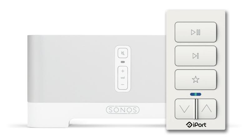 xPRESS Keypad von iPort für SONOS