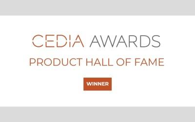 Sonance, James Loudspeaker, Future Automation und AudioControl Produkte in der CEDIA Hall of Fame