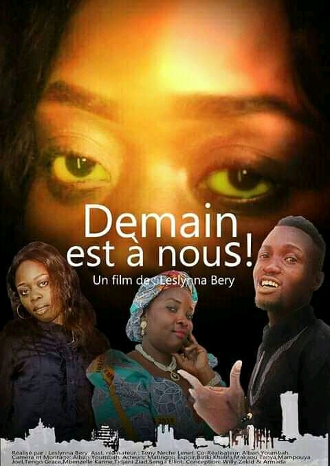 Demain Est à Nous Film : demain, Affiche-du-film-Demain-est-à-nous, MediaCulture.info