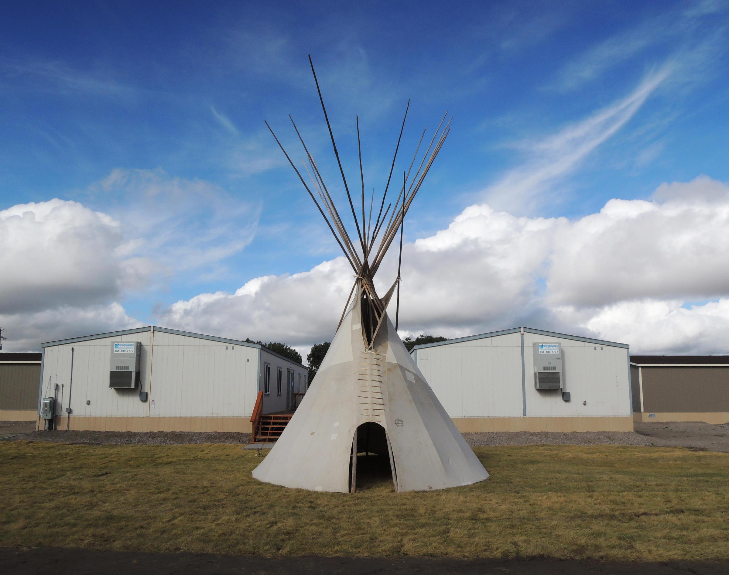 Idaho S First Public Native American Language School Works