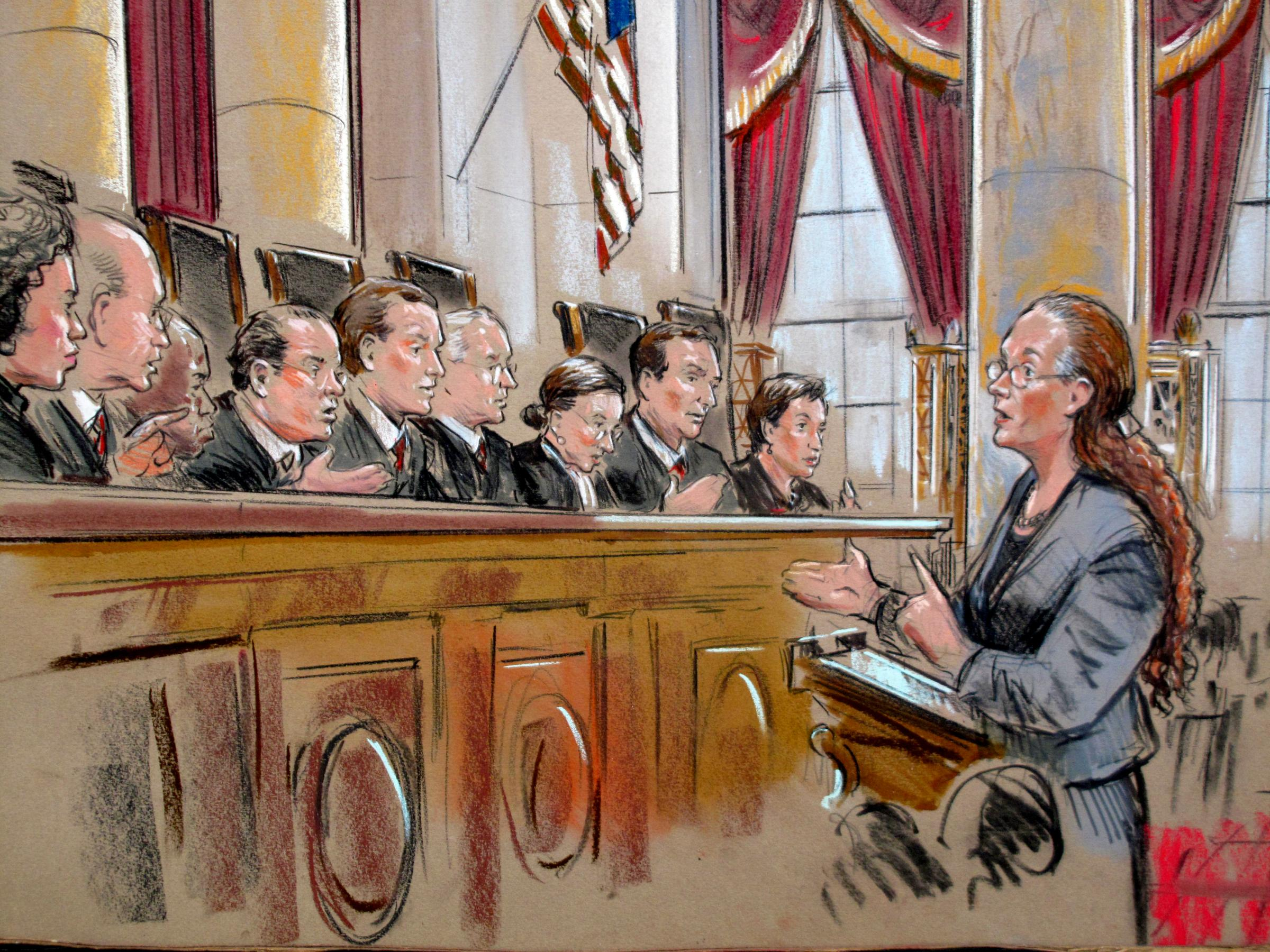 Historic Supreme Court Decisions