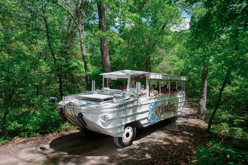 17 Dead In Duck Boat Accident On Table Rock Lake Near