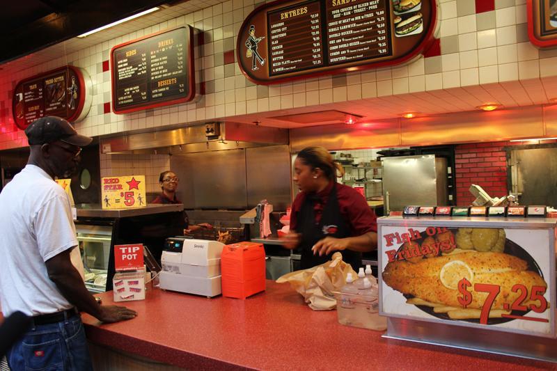 Fast Food Restaurants Kansas City