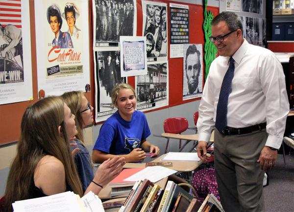 Kansas School Districts Funding Influx Boost