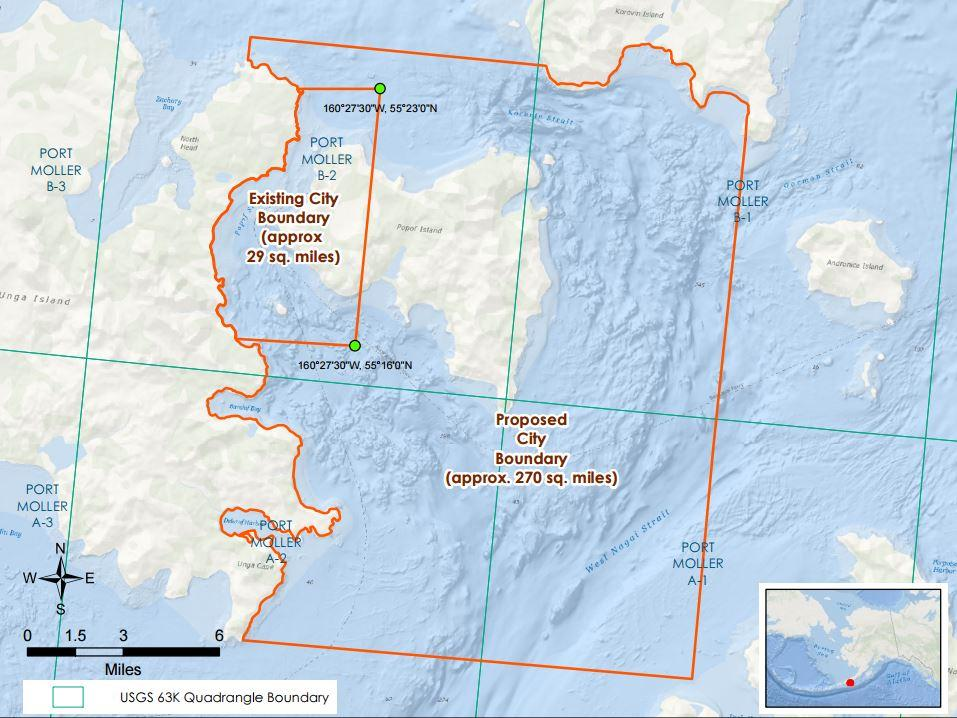 Sand Point looks to annex Popof Island and waters  KDLG