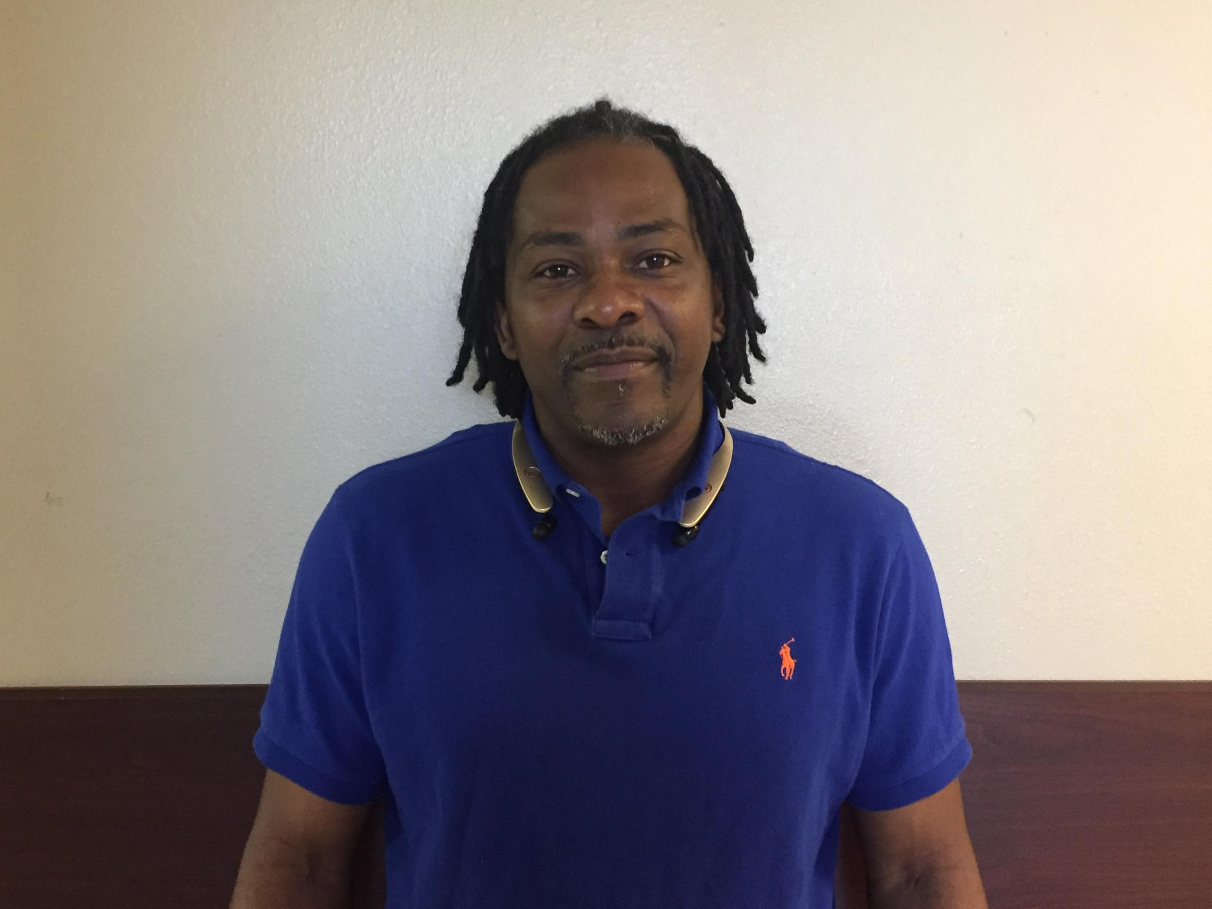 Derrick Golette Is A Single Father And Lives In Transitional Housing At  Family Gateway In Dallas.