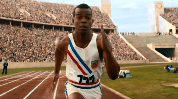 Stephan James als Jesse Owens in Race