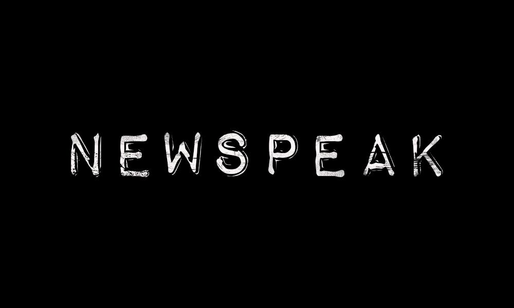 Onwords Newspeak Kmuw