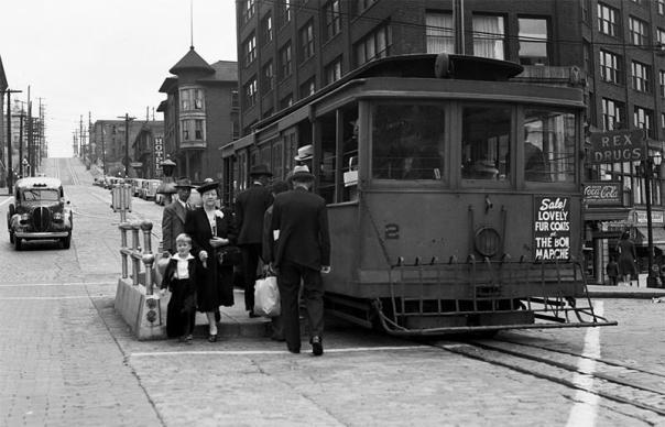 Streetcars-Main Streetcars making a comeback?