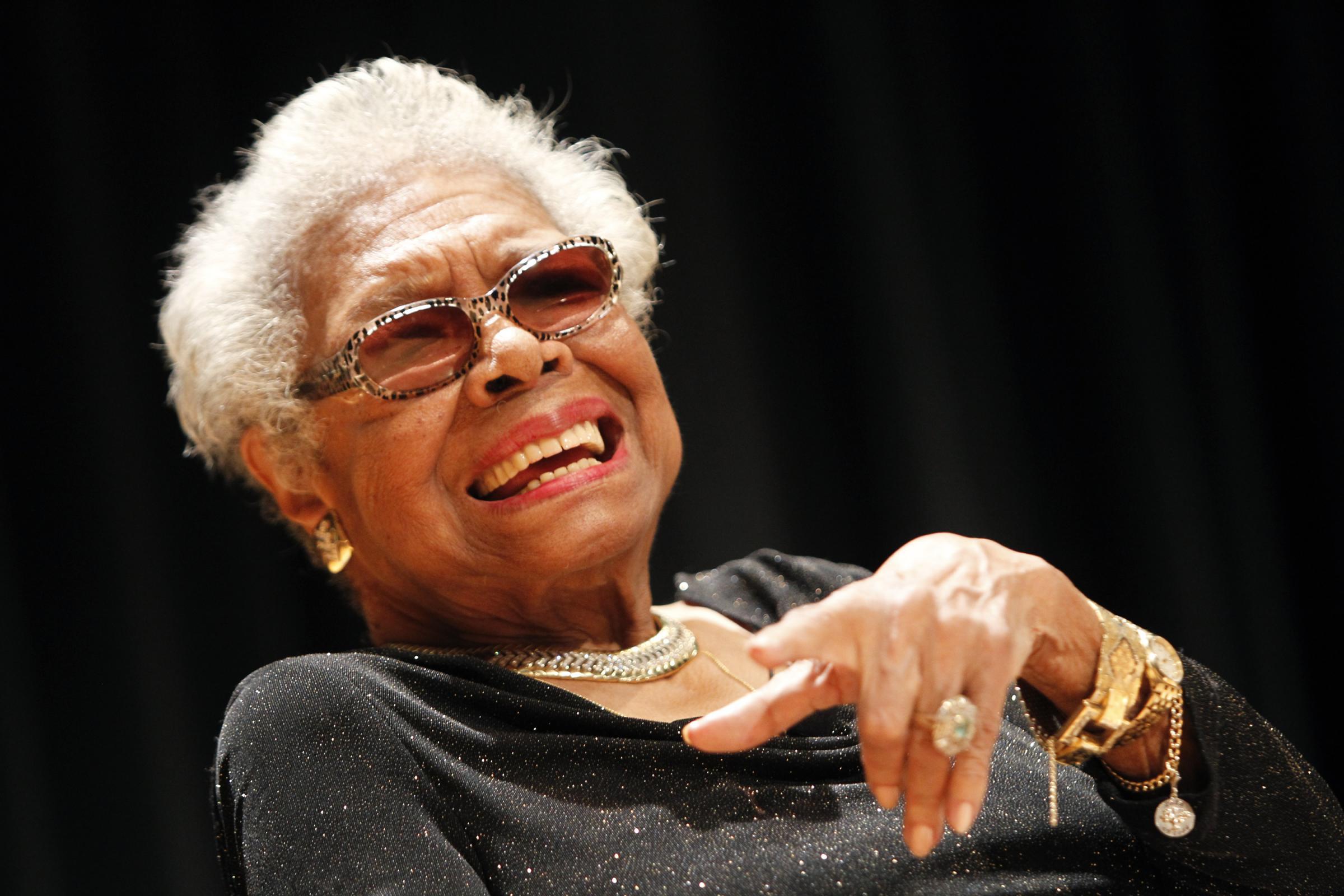 Remembering Maya Angelou Her Kplu Interview