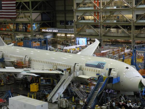 Boeing Shares Climb Fourth-quarter Earnings Show