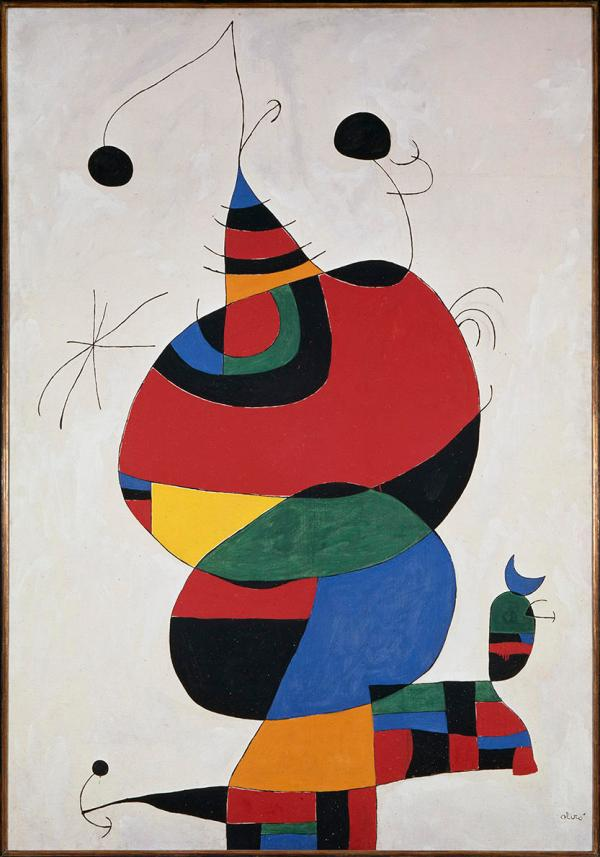 Source Spanish Artist Joan Miro Exhibit Mcnay