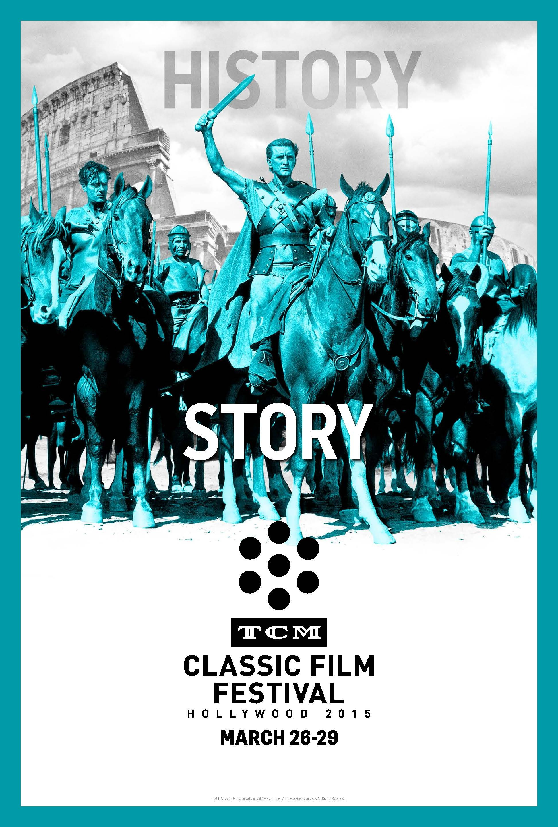 the tcm festival schedule is here! | backlots