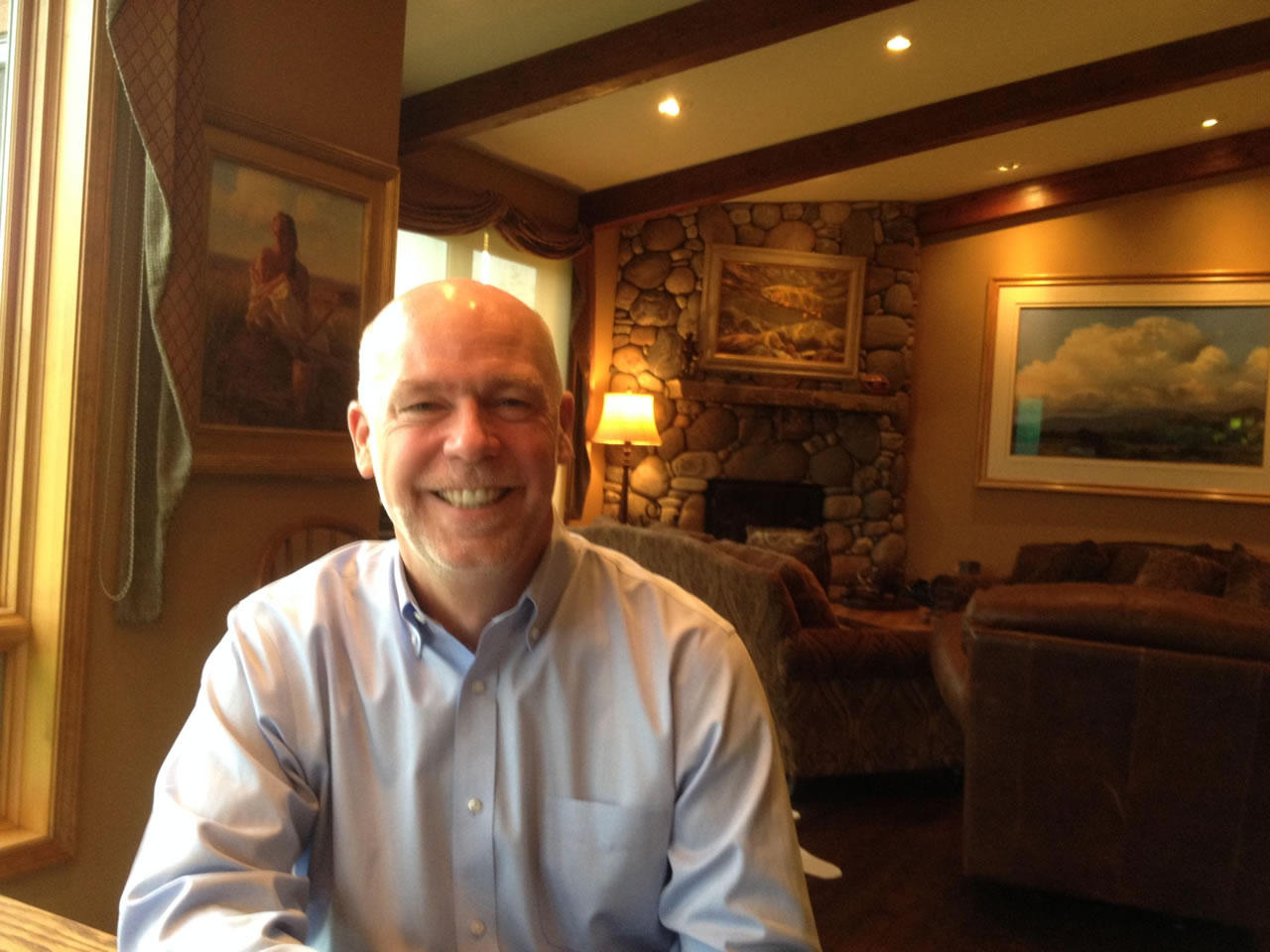 In Depth With Greg Gianforte On Run For Governor  MTPR