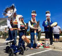 Blackfeet Park Ranger Honored Tribe Glacier