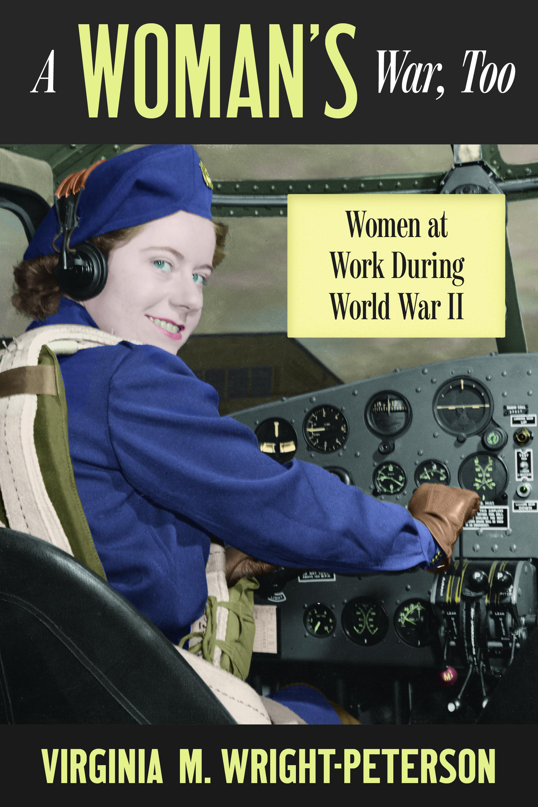 Mn Reads A Woman S War Too Women At Work During World