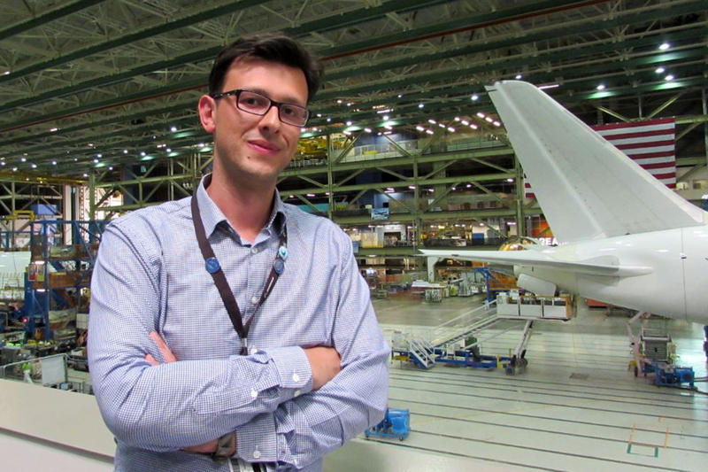 Boeing Mechanical Engineer Cover Letter