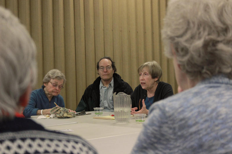 Depression Is Not A Normal Part Of Aging  KUOW News and