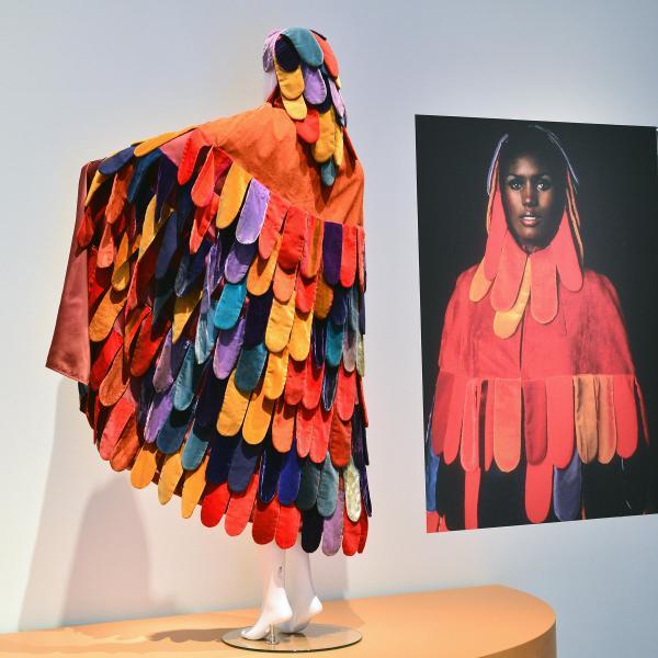 Feathers Fringe And Bright Shiny Beads Hippie Fashion