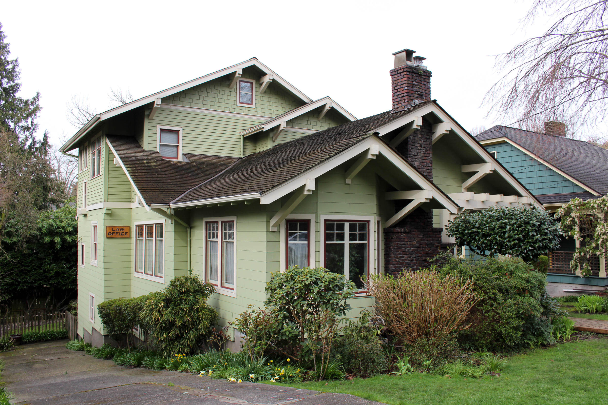 The Story Behind Seattle S Obsession With Craftsman Homes Kuow News And Information