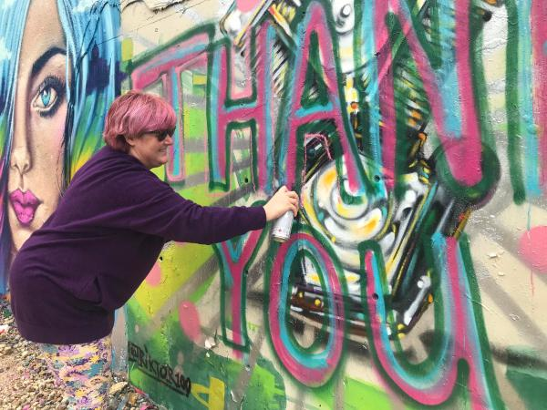 Austin' Iconic Graffiti Park Closes Canvas