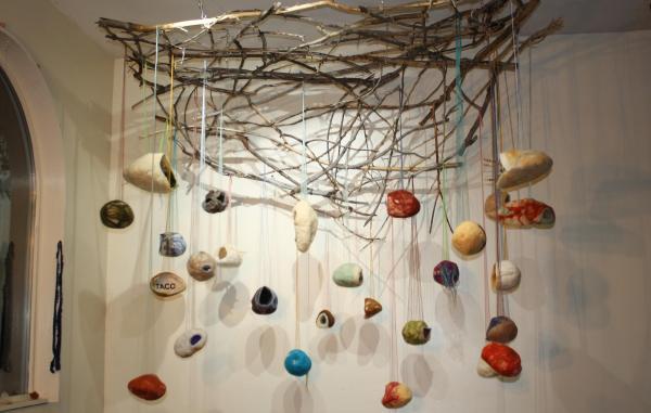 Fiber Art Installation Artist