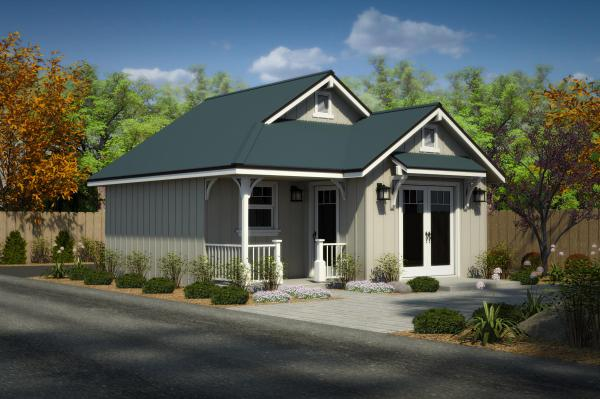 Clovis Creates Cottage Home Plans For Downtown Residents Valley Public Radio