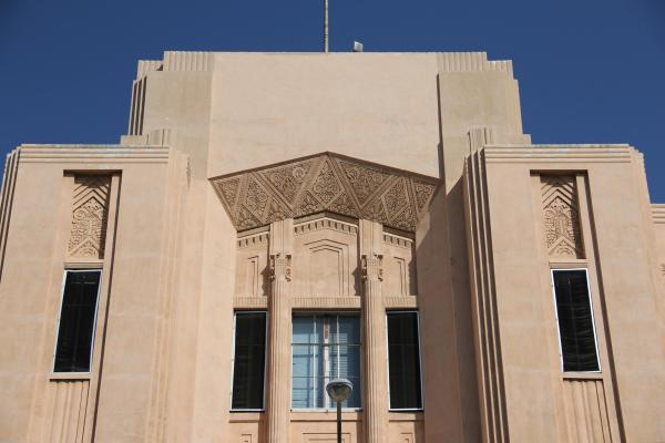 Art Deco Architecture In San Joaquin Valley
