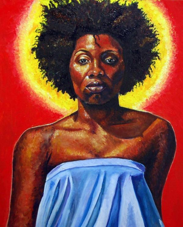 Edwardsville Center Showcases African-american Art St. Louis Portfolio St