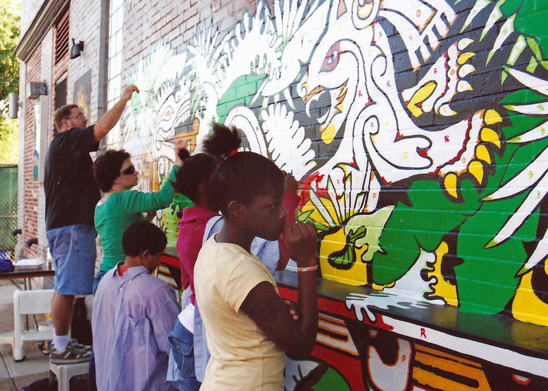 How Murals Help Define Strengthen St Louis And The