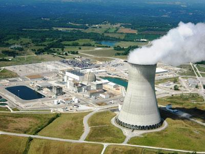 Westinghouse Ameren seek to develop small modular nuclear