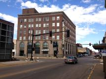 East St. Louis Downtown District Awaits Listing