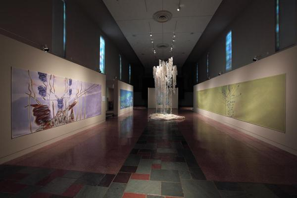 Mocra Installs Site-specific Exhibition St. Louis Public Radio
