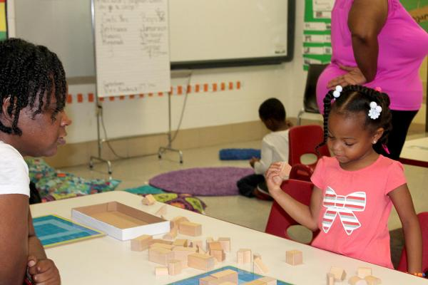 East St. Louis Summer Preschool Incoming