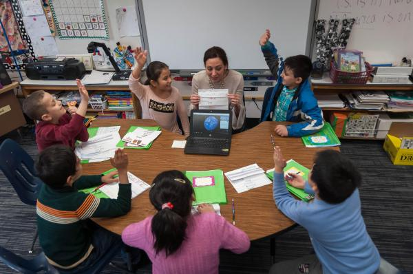 Growth Of English-language Learners Overwhelming