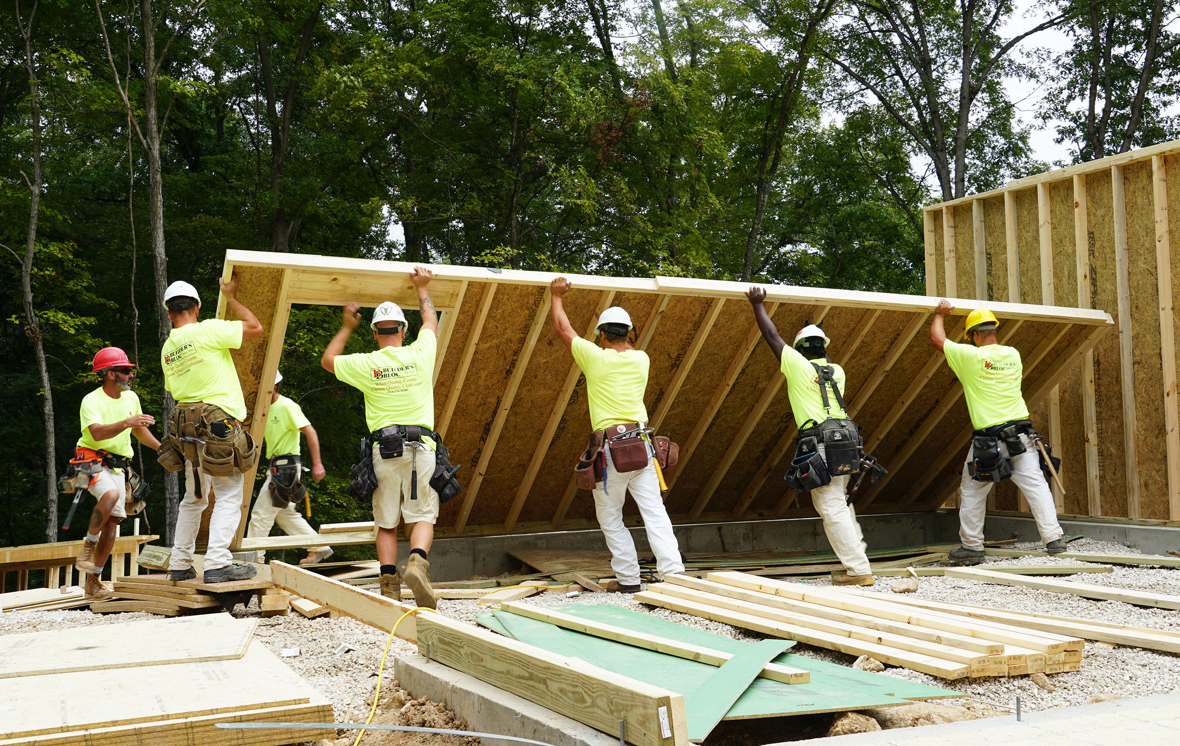 Image result for carpenters home building