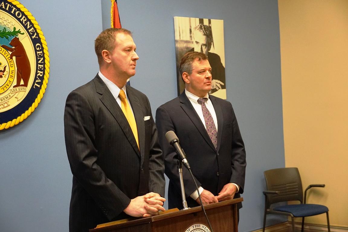 Missouri Attorney General Pledges Lawyers To Prosecute